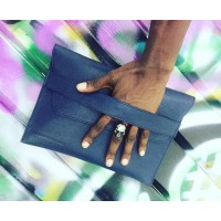 Cecil folio in Navy blue - limited edition